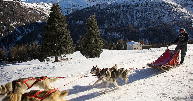 Winter in der Lombardei: Nicht nur Skifahren