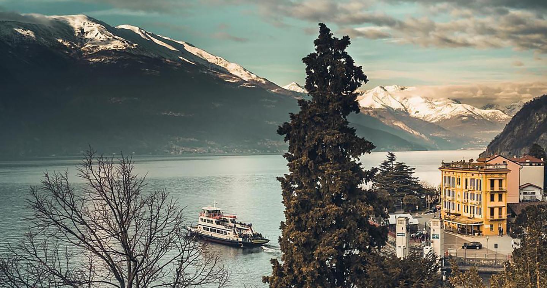 Il Lago di Como tra ville e montagne @maxlazzi