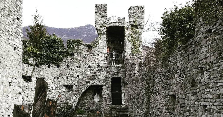 Castello di Vezio, LC (Ph ig: Lasybilla)