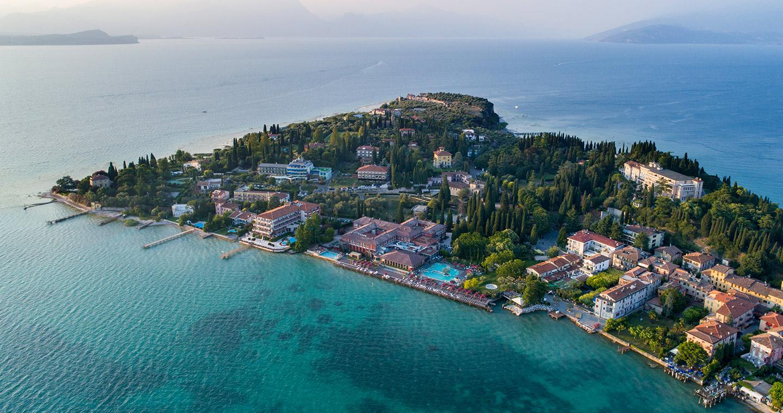 Lago di Garda: Terme di Sirmione (BS)
