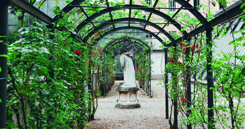 Pavia: Orto Botanico