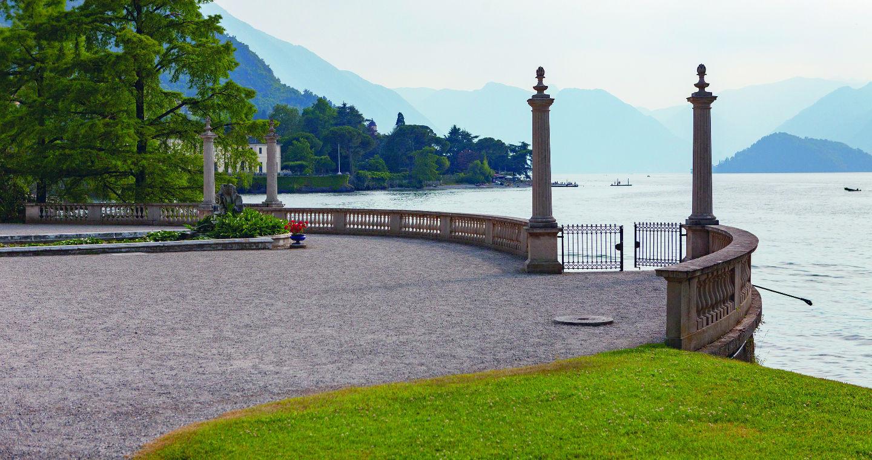 Bellagio - Lago di Como: Giardini di Villa Melzi d'Eril