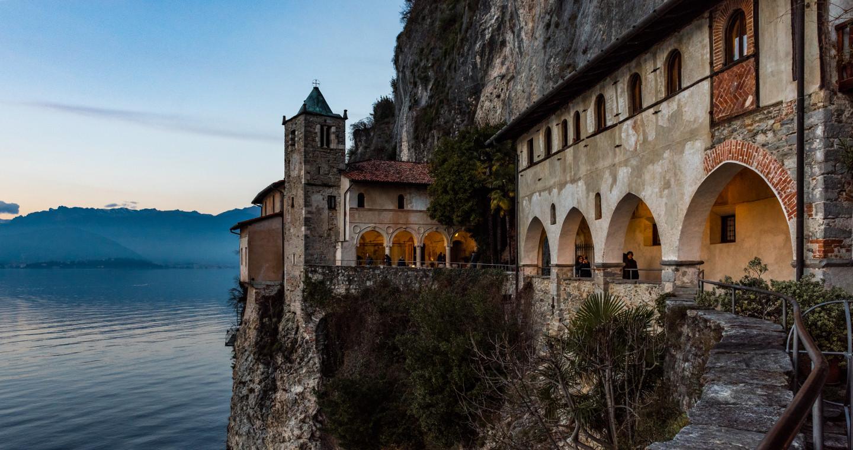 Eremo di Santa Caterina del Sasso – Lago Maggiore (VA)