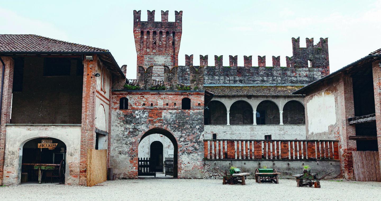 Castello di Malpaga a Cavernago (BG)