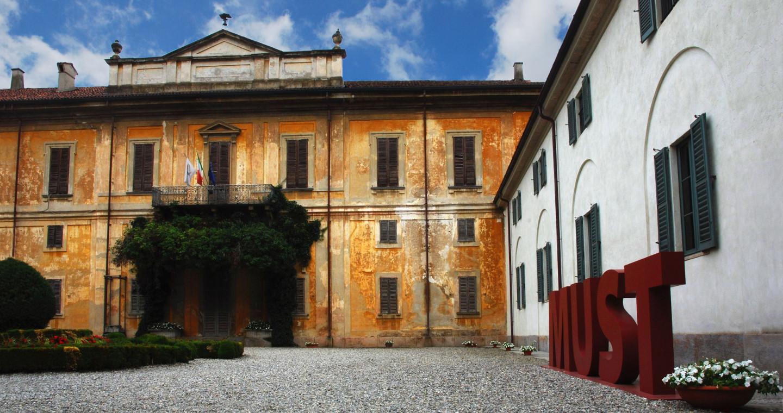 Villa Sottocasa e MUST