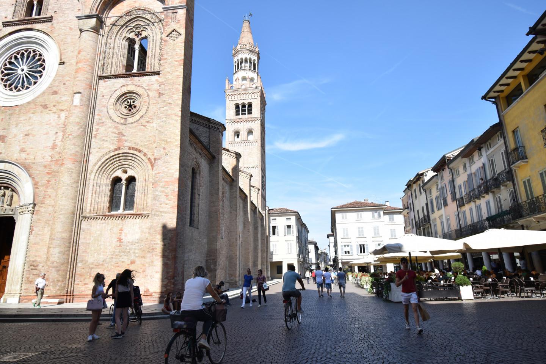 Crema, piazza Duomo