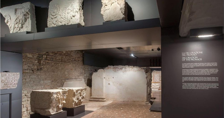 Capitolium I secolo d.C.