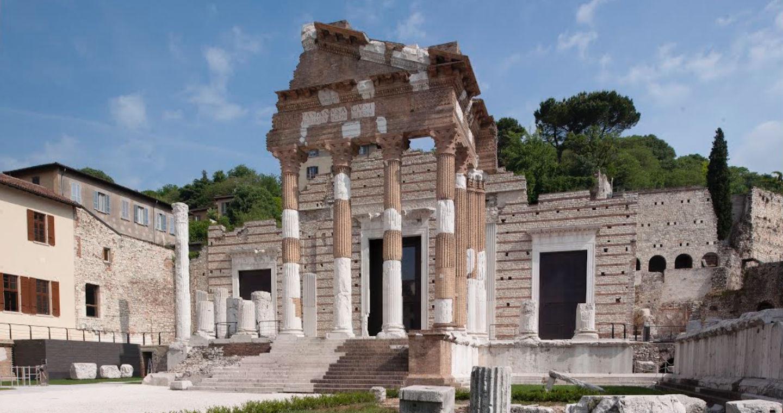 Ricostruzione virtuale teatro romano I – III secolo d.C.