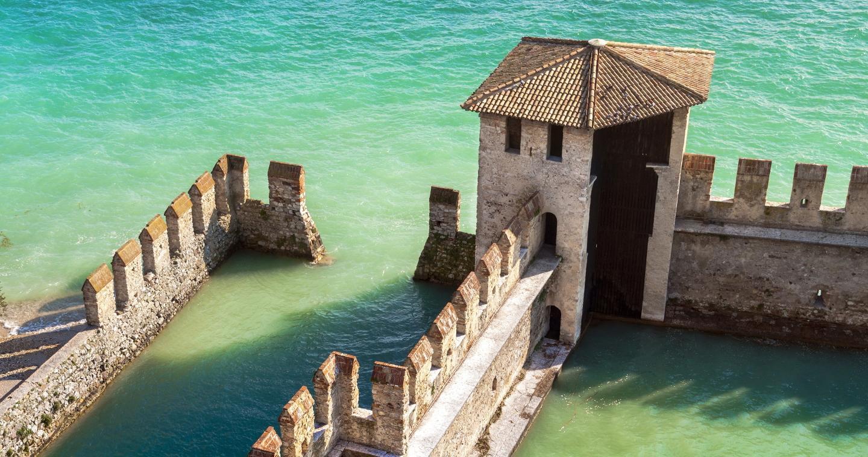 Rocca Scaligera di Sirmione Lago di Garda
