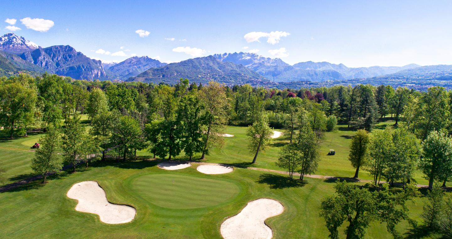 Golf Club Lecco, Annone Brianza (LC)