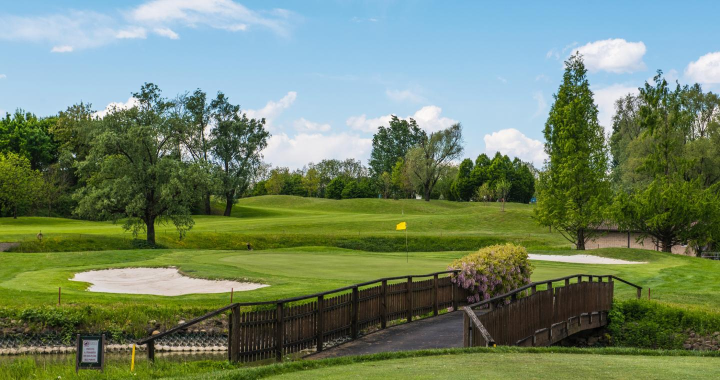 Golf Brianza Country Club, Usmate Velate (MB)