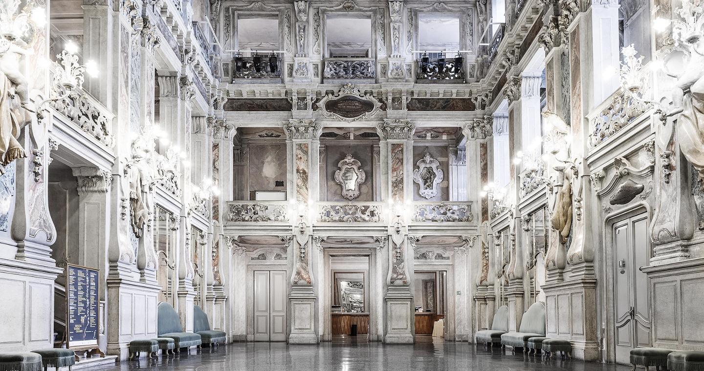 Il Ridotto del Teatro Grande di Brescia