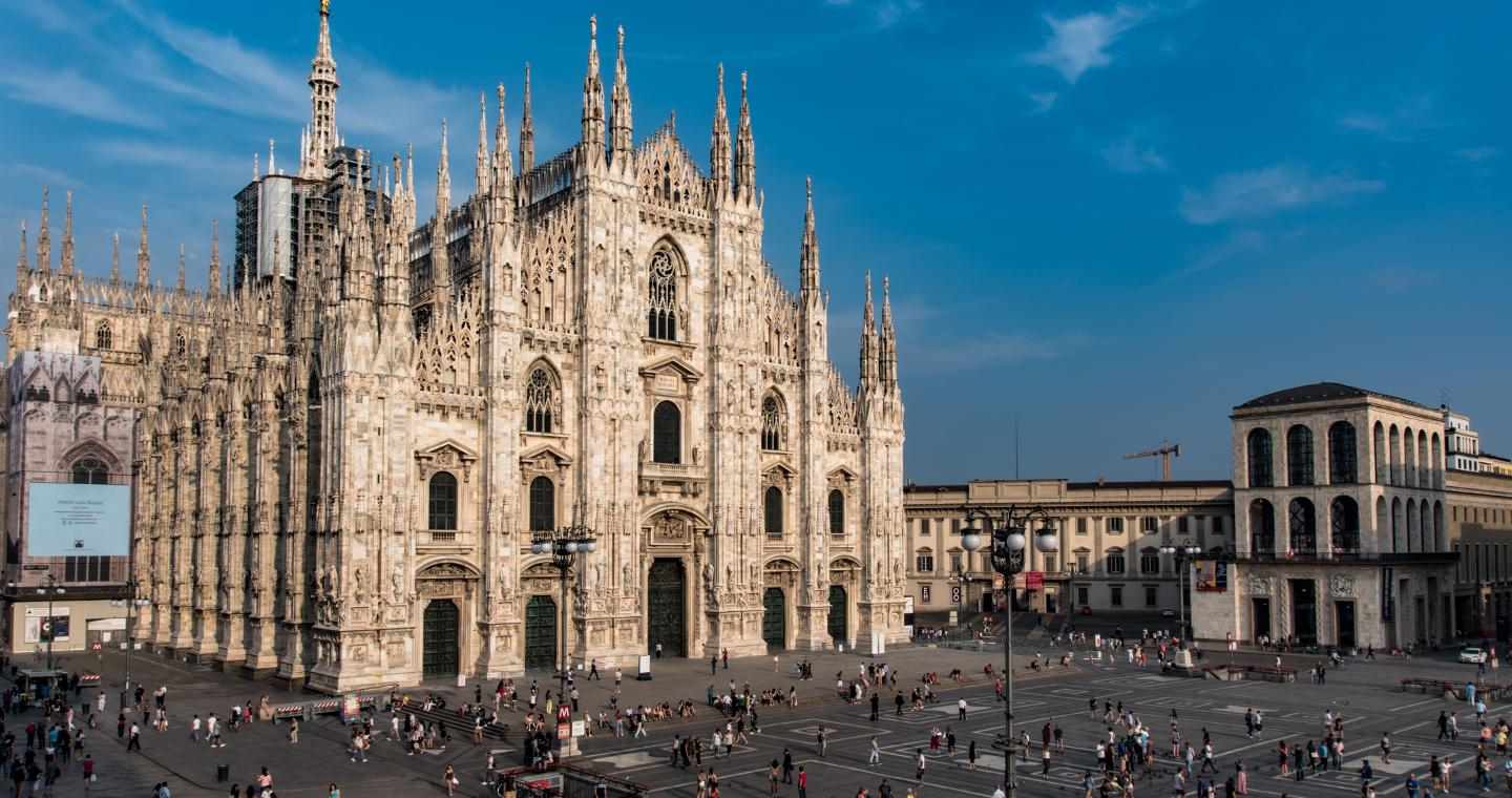 Duomo Of Milan Churches Milan Tourism Milan Visiting