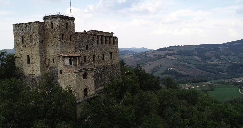 Castello Dal Verme a Zavattarello (PV)