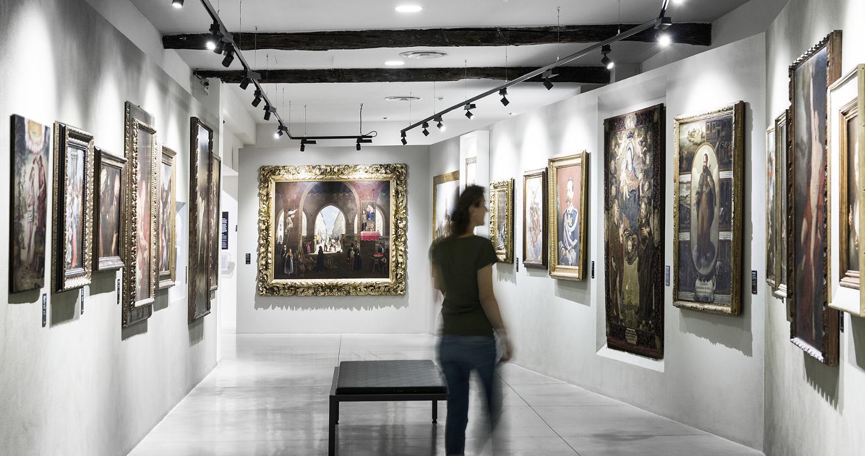 Monza, Musei Civici di Monza, sezione arte antica