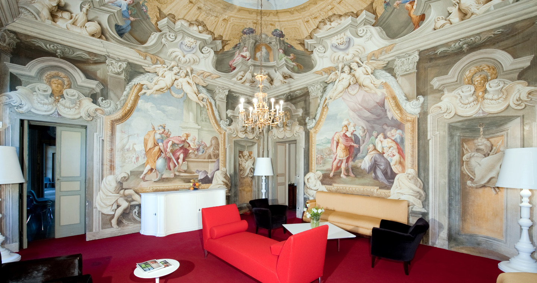 Sala di Alessandro Magno