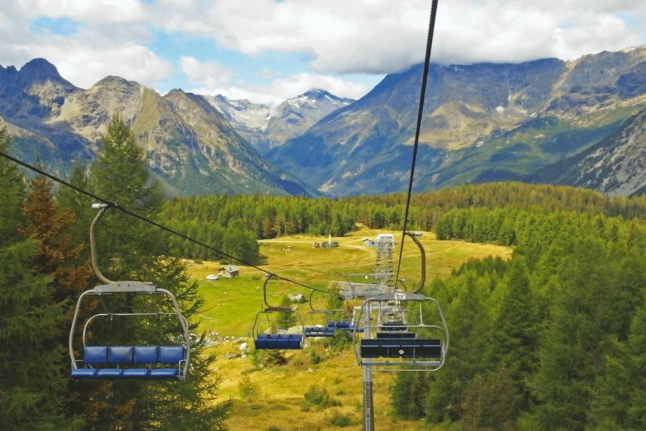 Seggiovia Alpe Palù-Motta