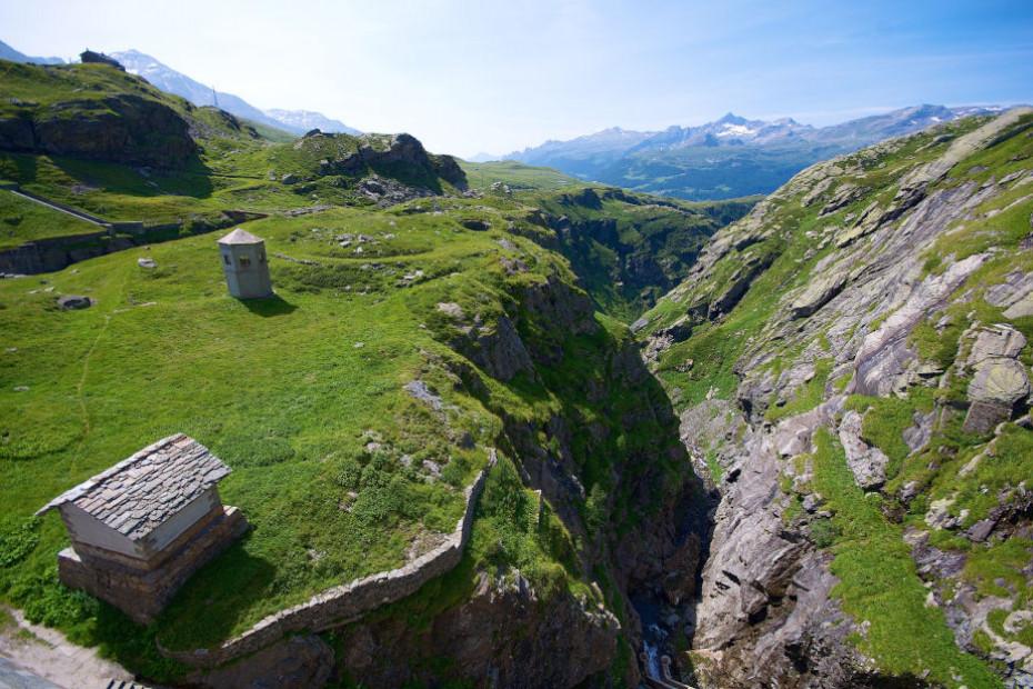 Passo dello Spluga e Valle Spluga
