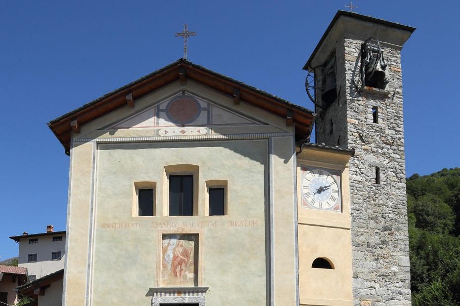 Chiesa Parrocchiale di San Giovanni Battista (Cusino)