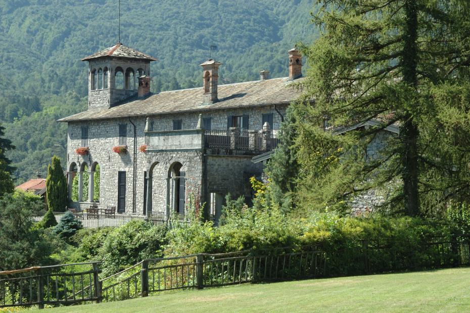 Villa Bagatti Valsecchi (Grandola ed Uniti, CO)