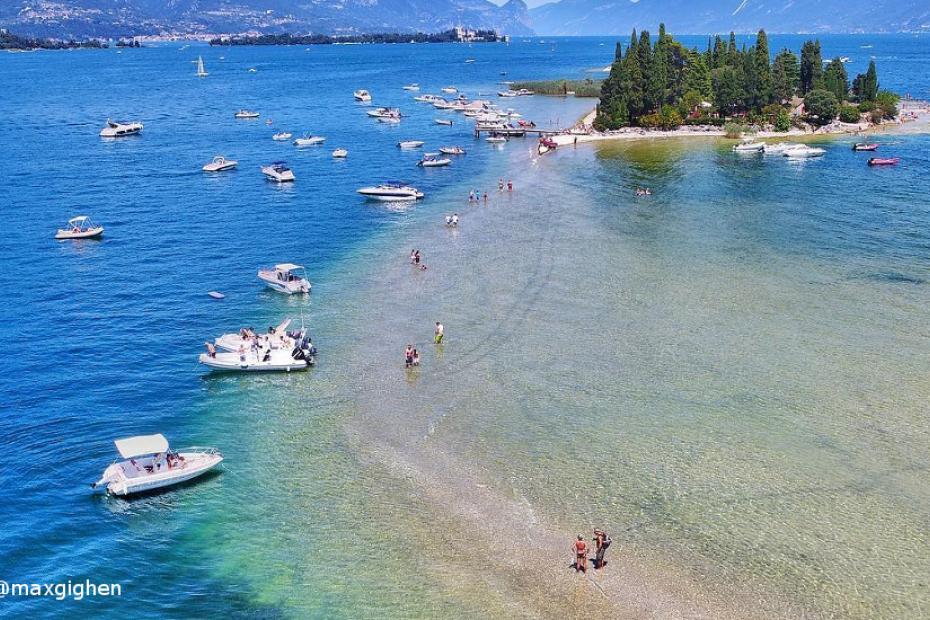 Spiagge in lombardia sirmione bellagio e altri luoghi - Dove fare il bagno a como ...