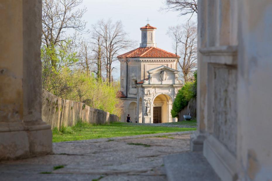 Varese's Sacro Monte