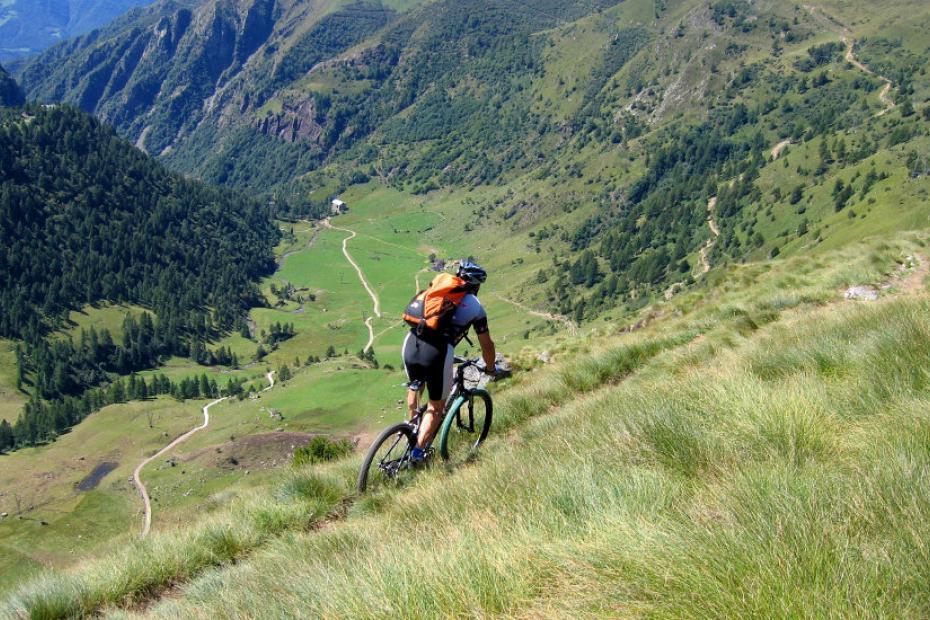 It's a destination for cyclists