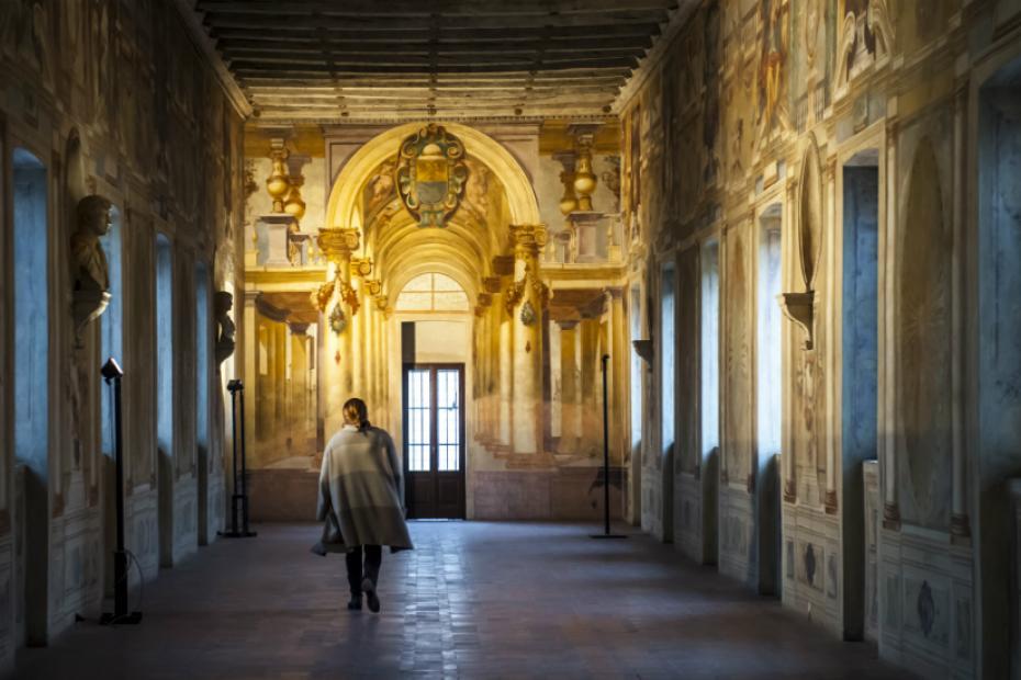 La ville du Rigoletto de Giuseppe Verdi