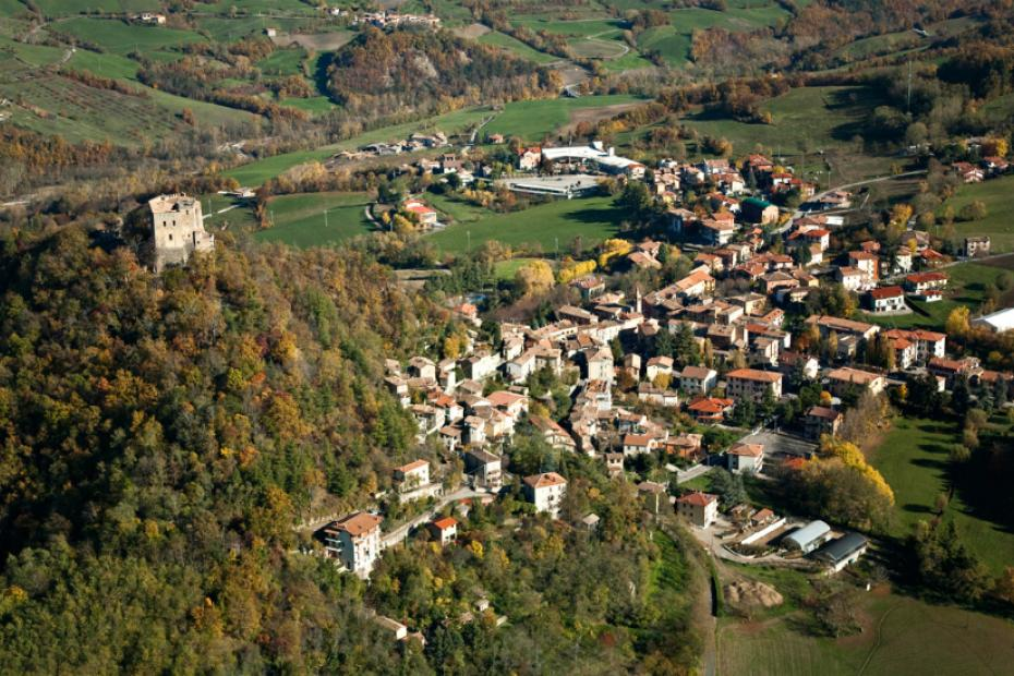 It has some of the country's most beautiful villages