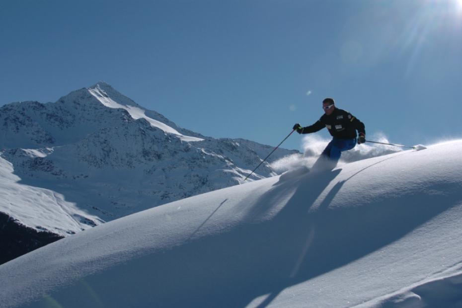 Schneevergnügen