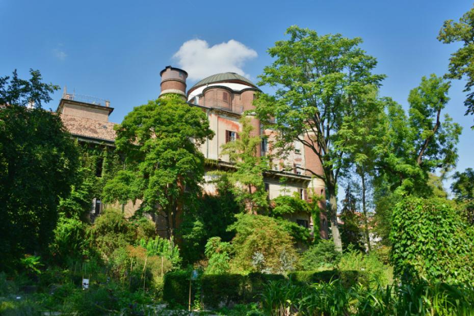 Gli orti botanici della città