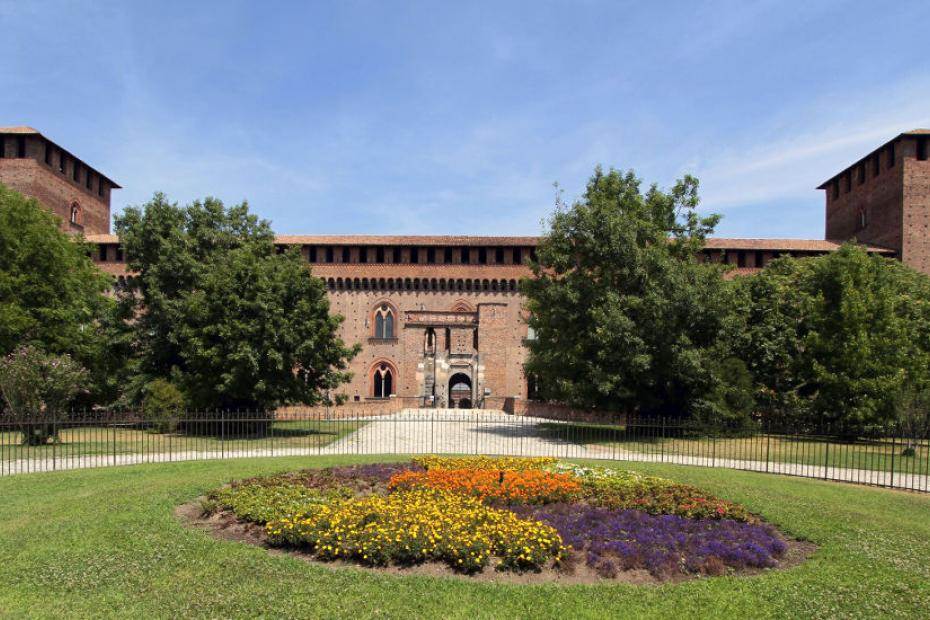 Civic Museums at Pavia's Visconti Castle