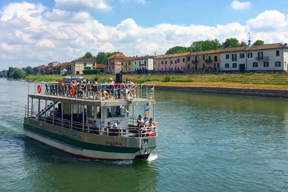 Pavia: discover the city from another angle