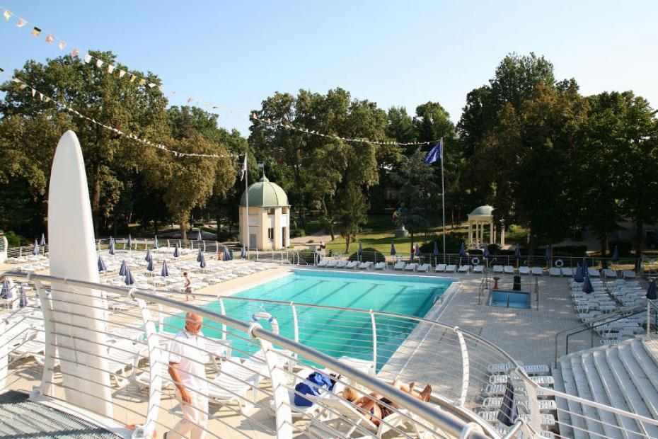 Relax at the Thermal Baths of Miradolo