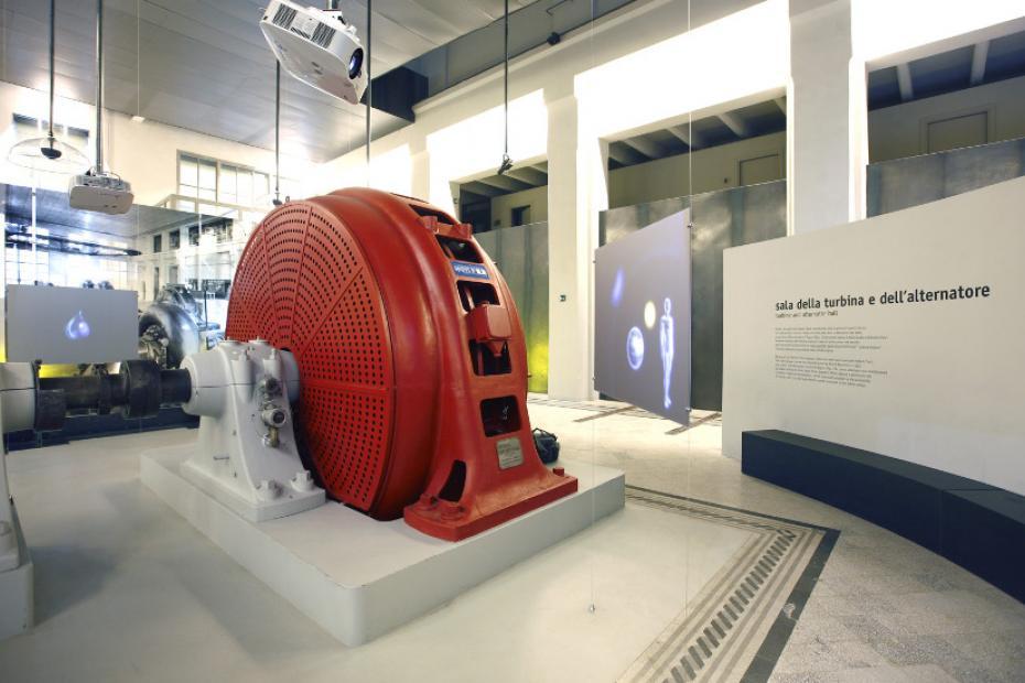 MUSEO DELL'ENERGIA ELETTRICA