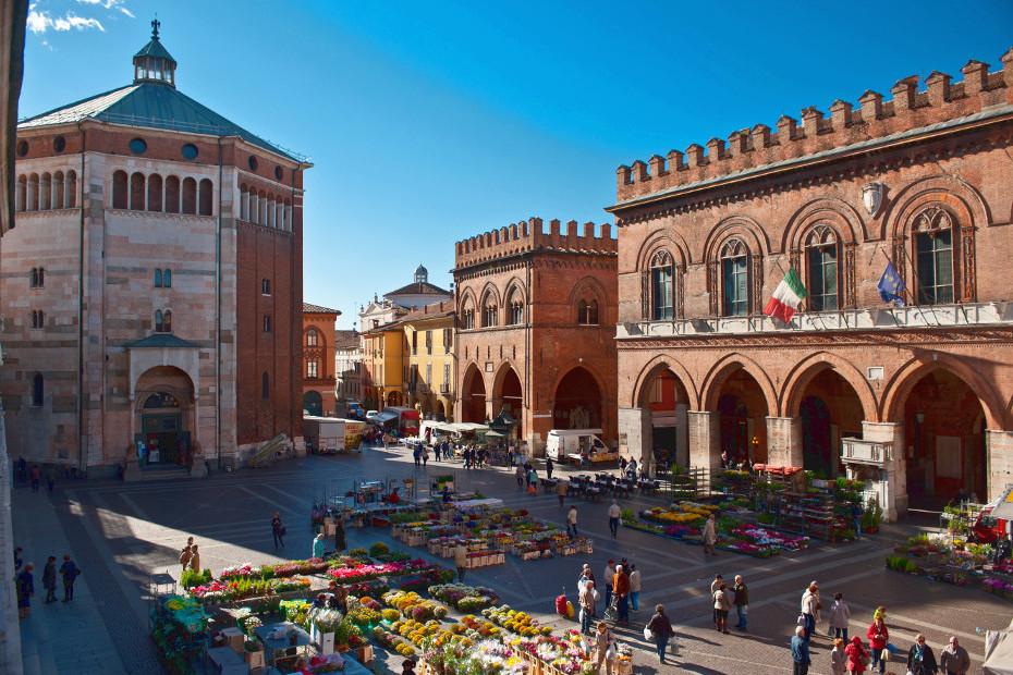 Weekend a Cremona con visita al Museo del Violino