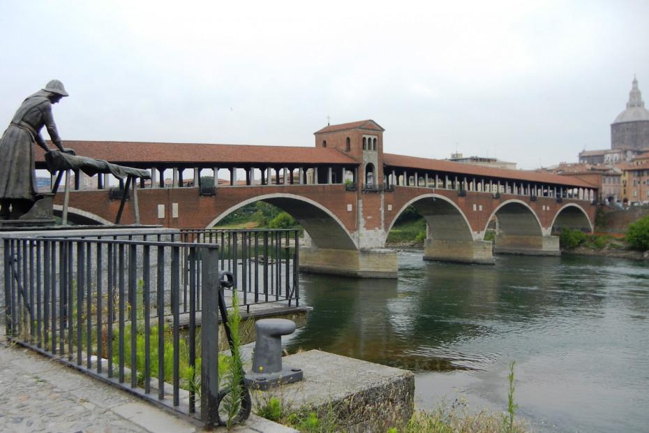 8. Da Bereguardo a Pavia