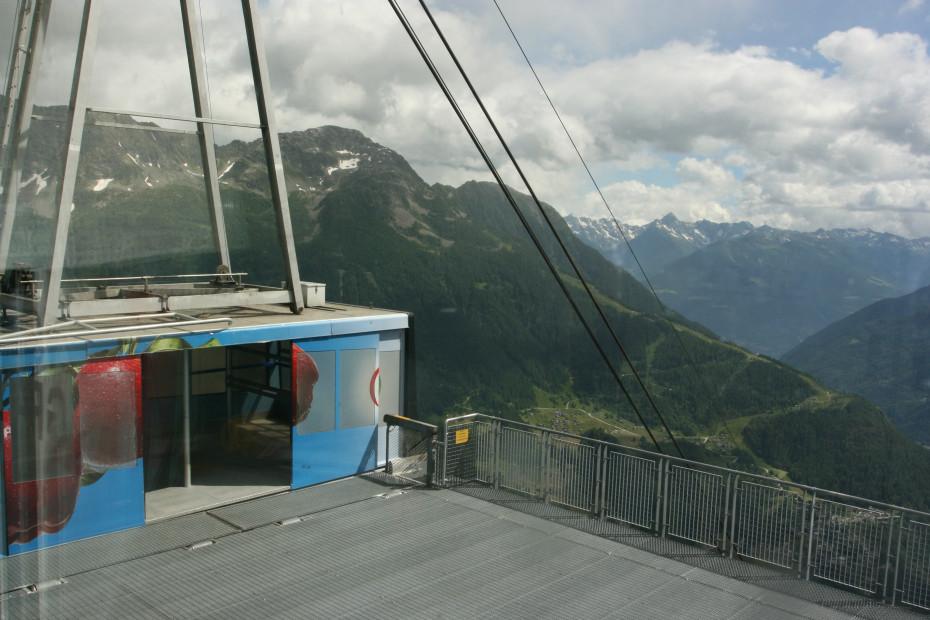 Funivia al Bernina