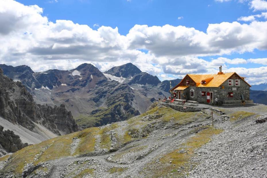Refuge Quinto Alpini Bertarelli