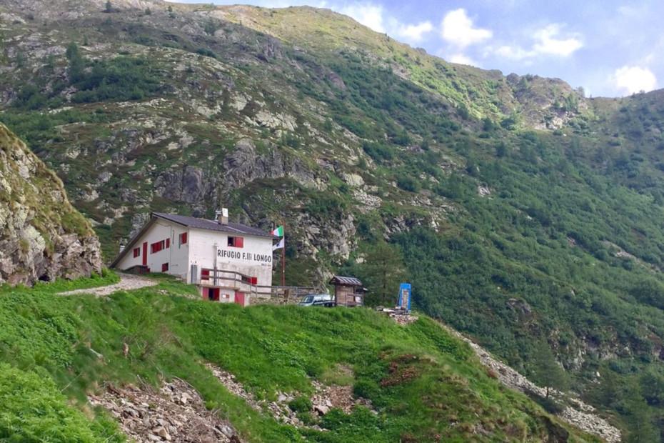 Refugio F.lli Longo