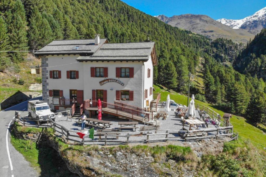 Refugio Stella Alpina