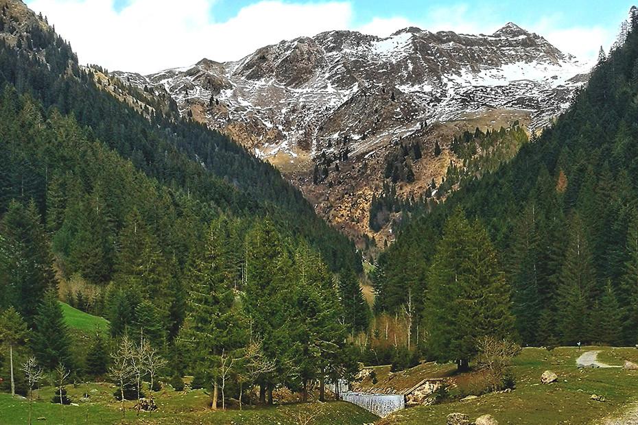 Mezzoldo and the Madonna delle Nevi mountain hut