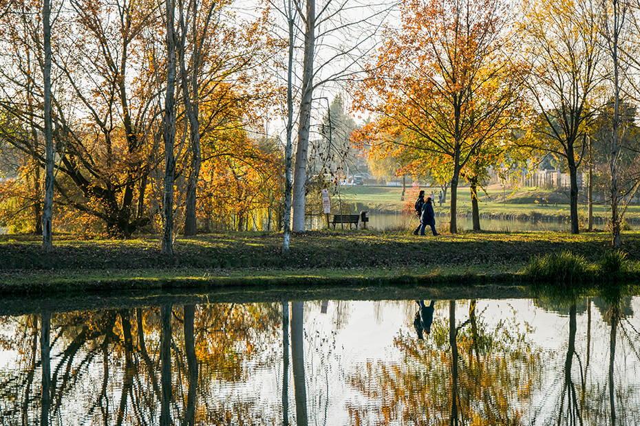 Gravellona and the Parco dei Tre Laghi: art, nature and fantasy