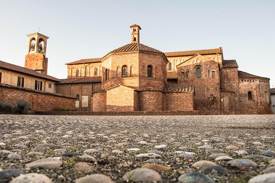 A walk through medieval Lomello