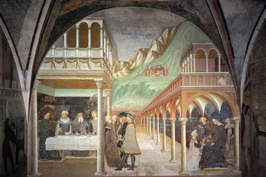 3. Battistero, Castiglione Olona (Varese)