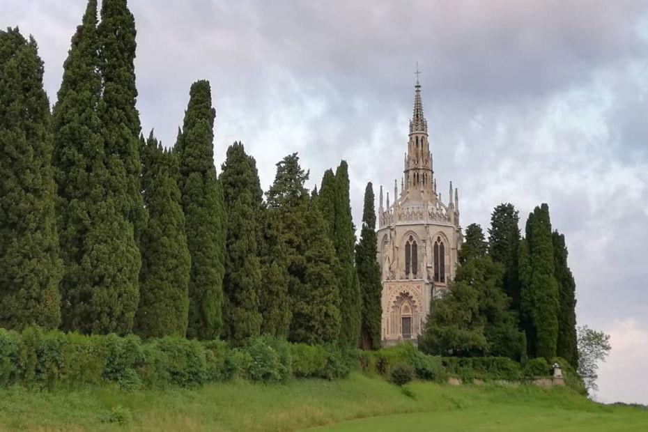 9. Mausoleo Visconti di Modrone, Cassago Brianza (Lecco)