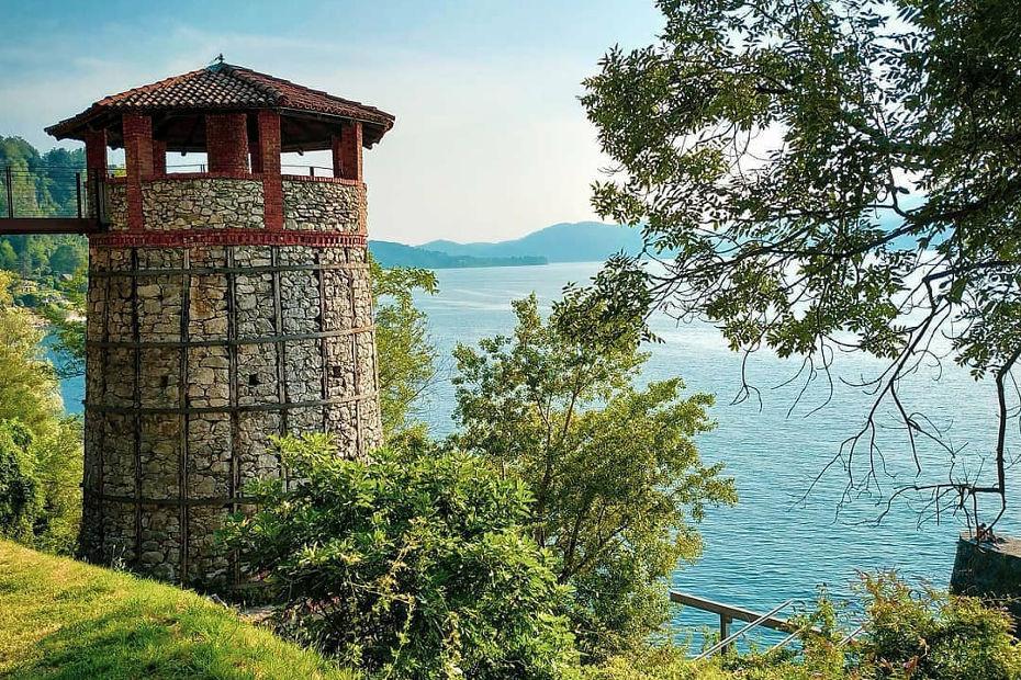 Anello delle Fornaci | Lago Mayor