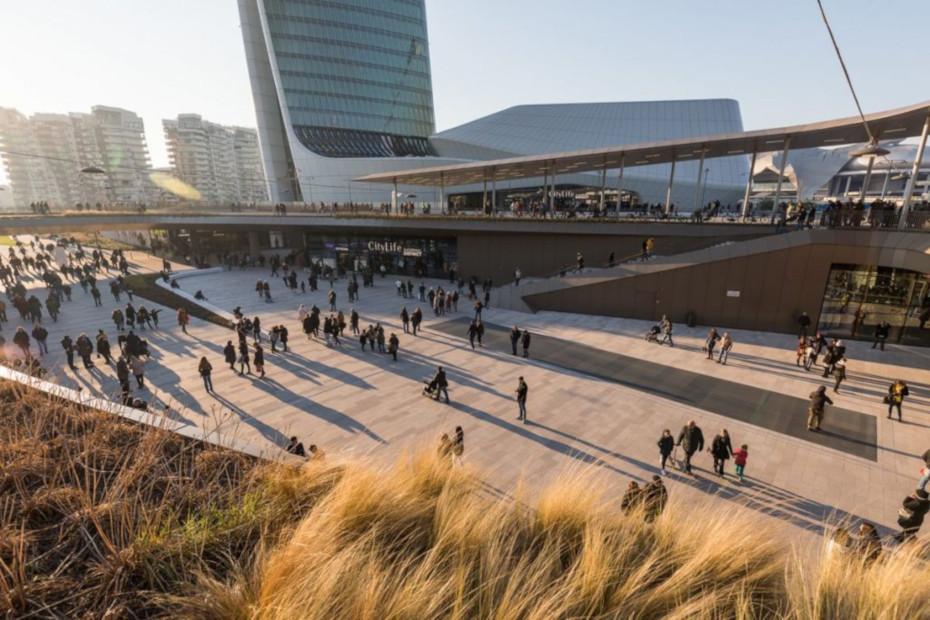 CITYLIFE, DIE MODERNE SKYLINE VON MAILAND