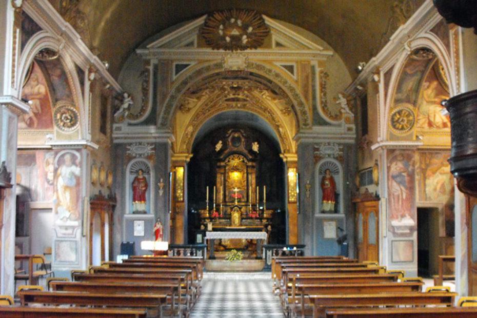 Santuario della Madonna delle Lacrime (Dongo, CO)