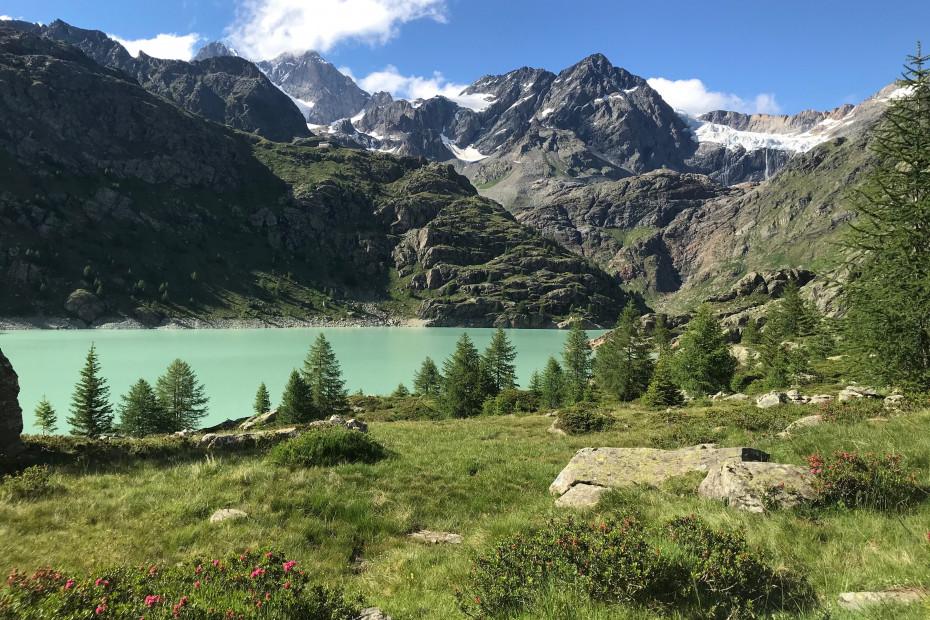 Giro del Lago di Gera - Rifugio Bignami (SO) - 30/08/2020 - EVENTO SCADUTO